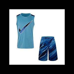 Boy's Nike shorts outfits NWT
